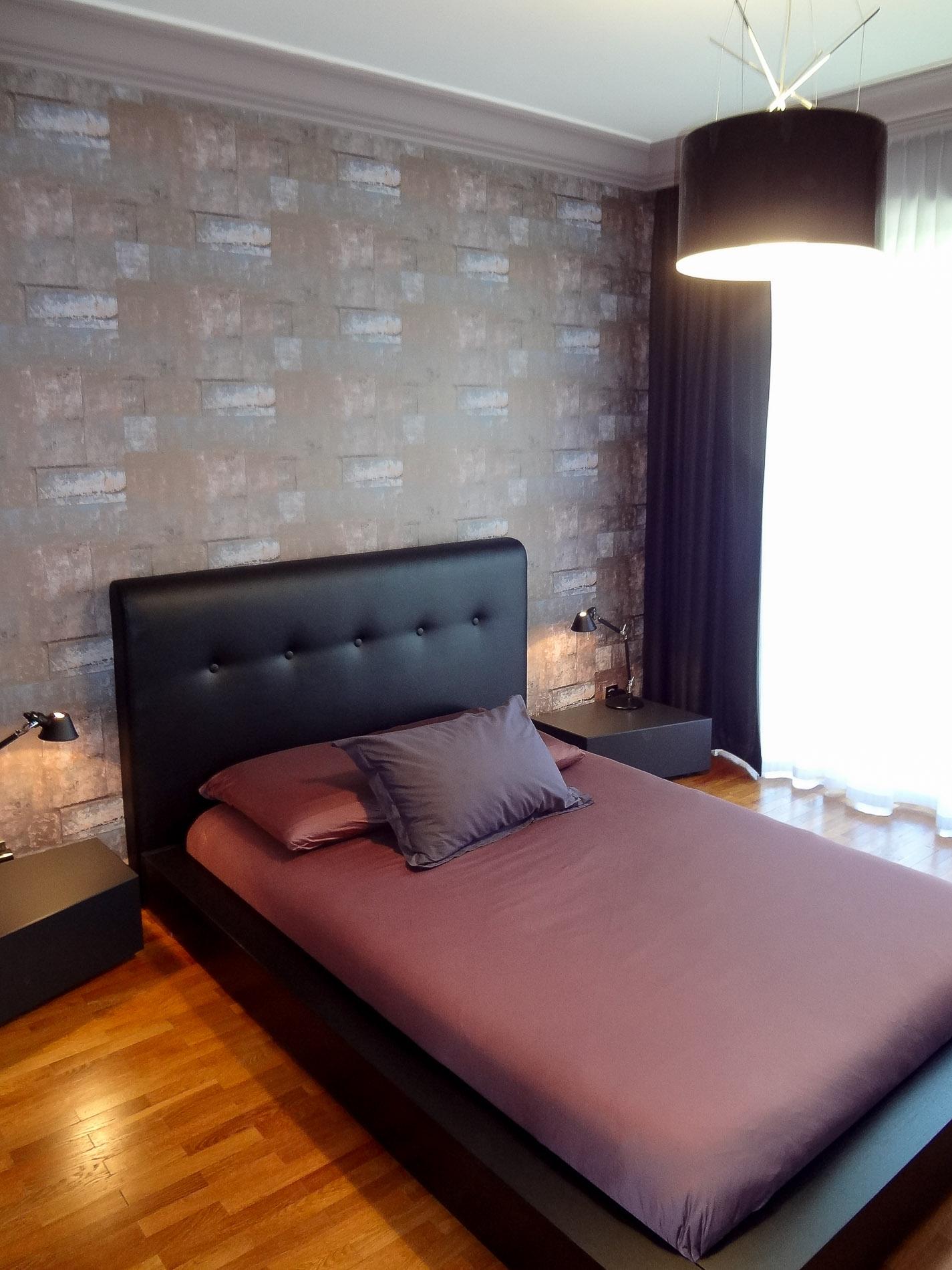 Rénovation appartement lyon 6 focus sur la chambre parentale myriam wozniak