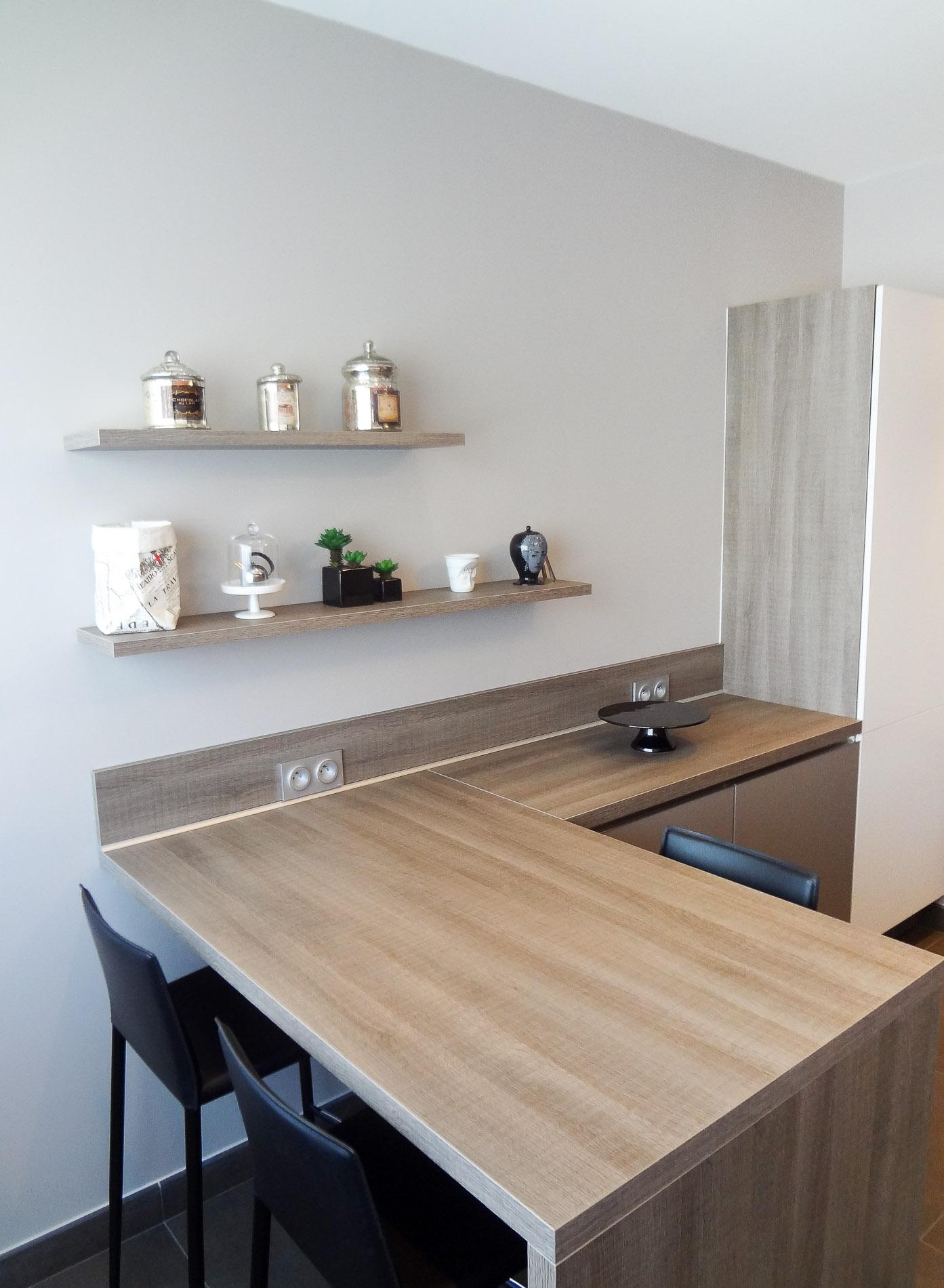 meuble de cuisine sans poigne beautiful meubles cuisine