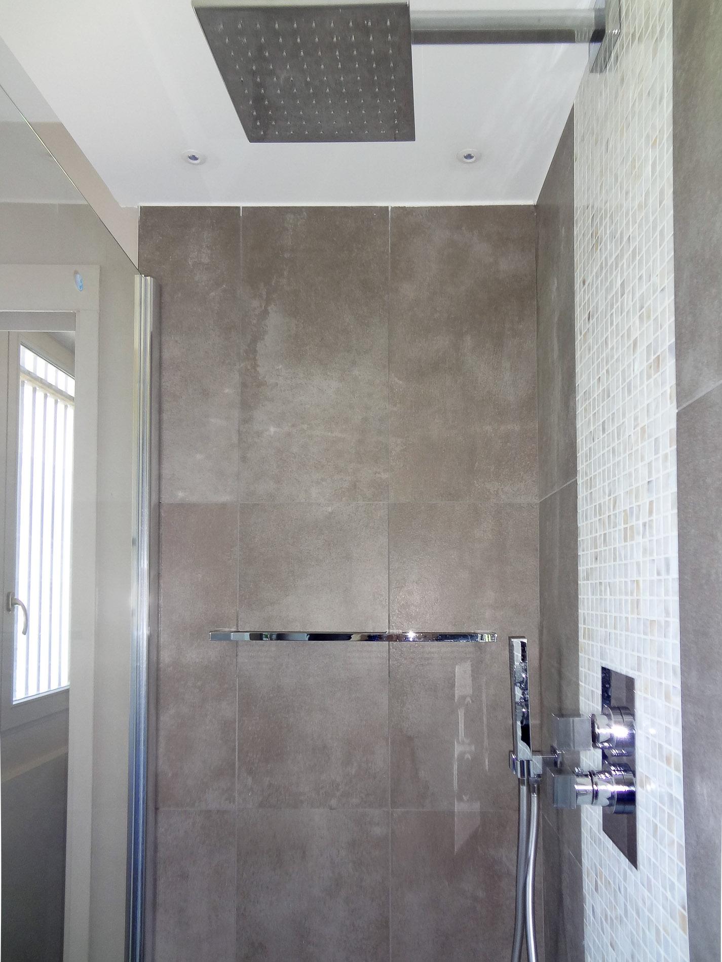 Chantier appartement lyon 9 architecture d 39 int rieurs salle de bain meuble vasque design - Meuble de salle de bain lyon ...